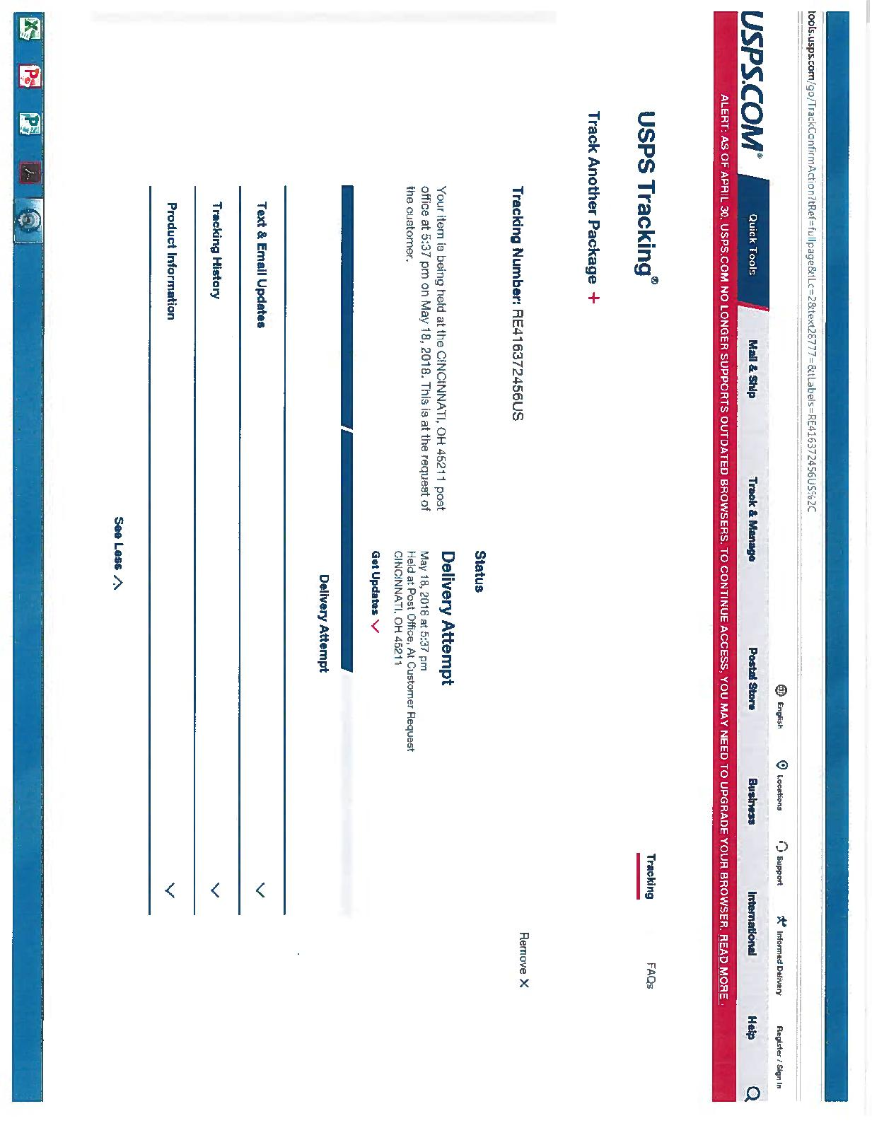 Calaméo - Affidavit of Facts RV Bey Publications Refusal May 15 ,2018