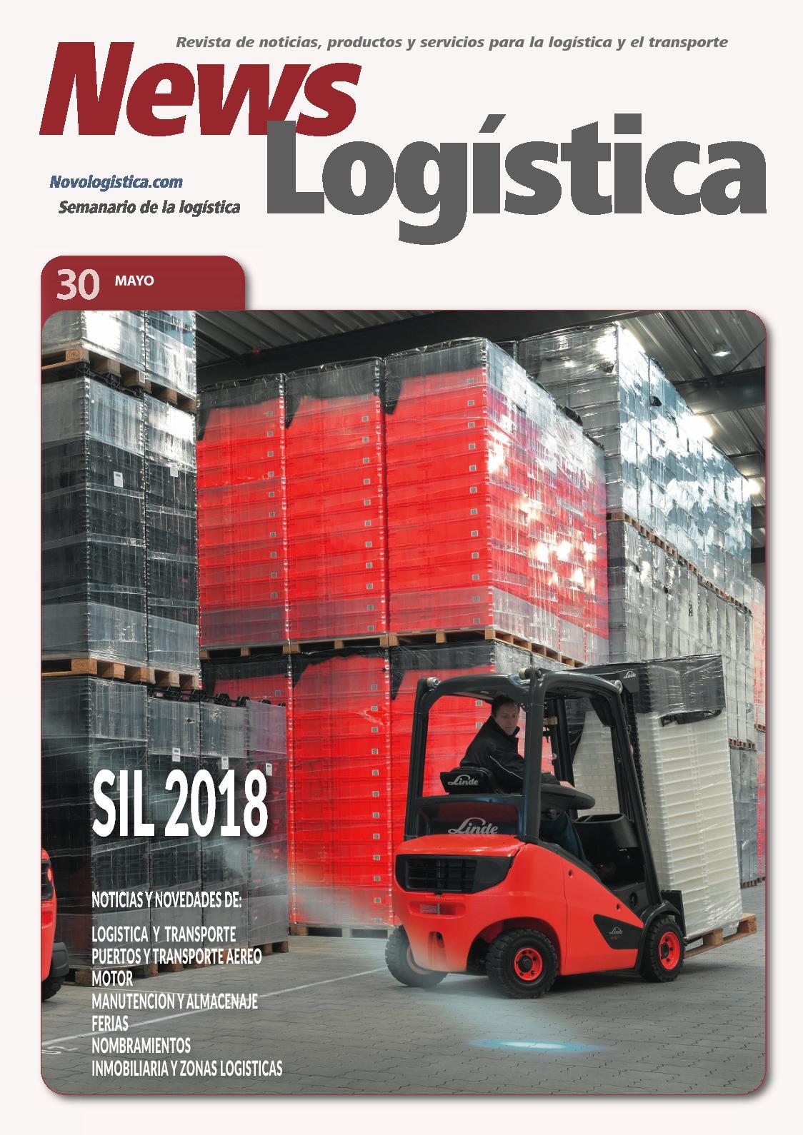 new product c25d8 7dd27 Calaméo - News Logistica 30