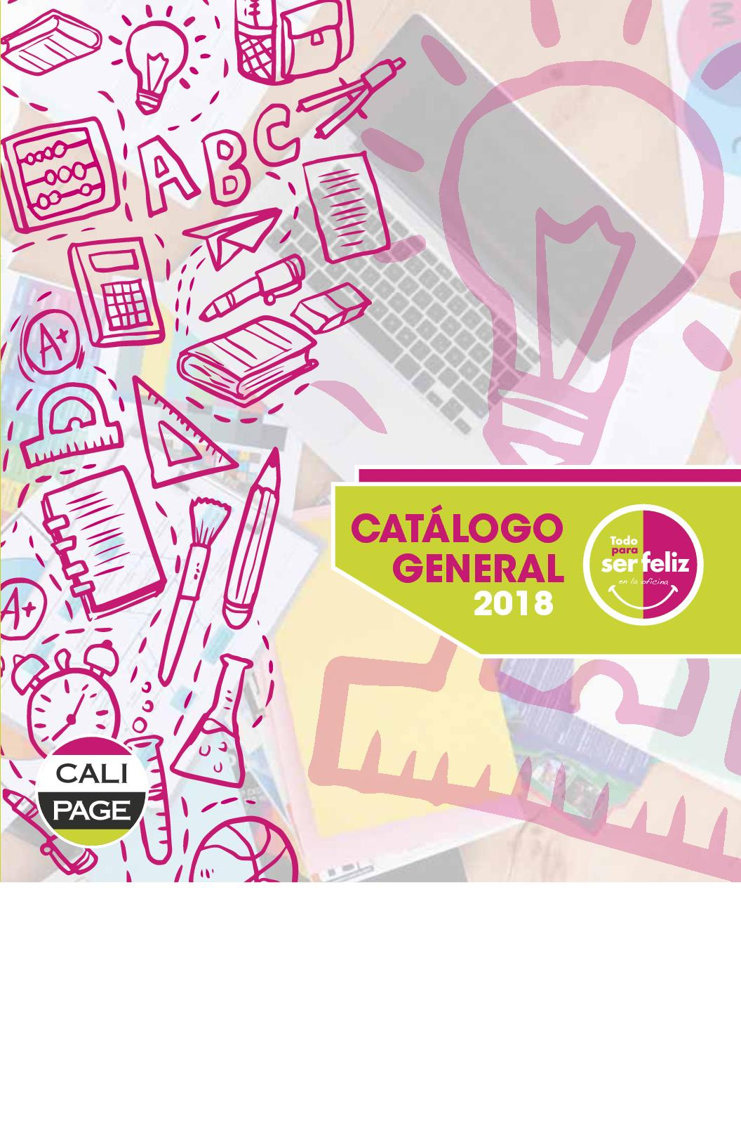 b29cc57cd78 Calaméo - Catalogo General 2018 Material Oficina