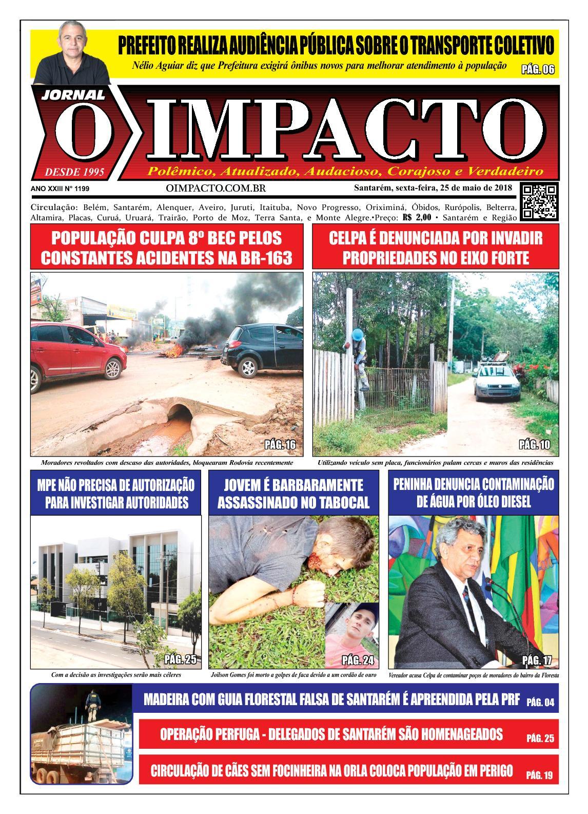 Calaméo - Jornal O Impacto Ed. 1199 8fe1879eeb4