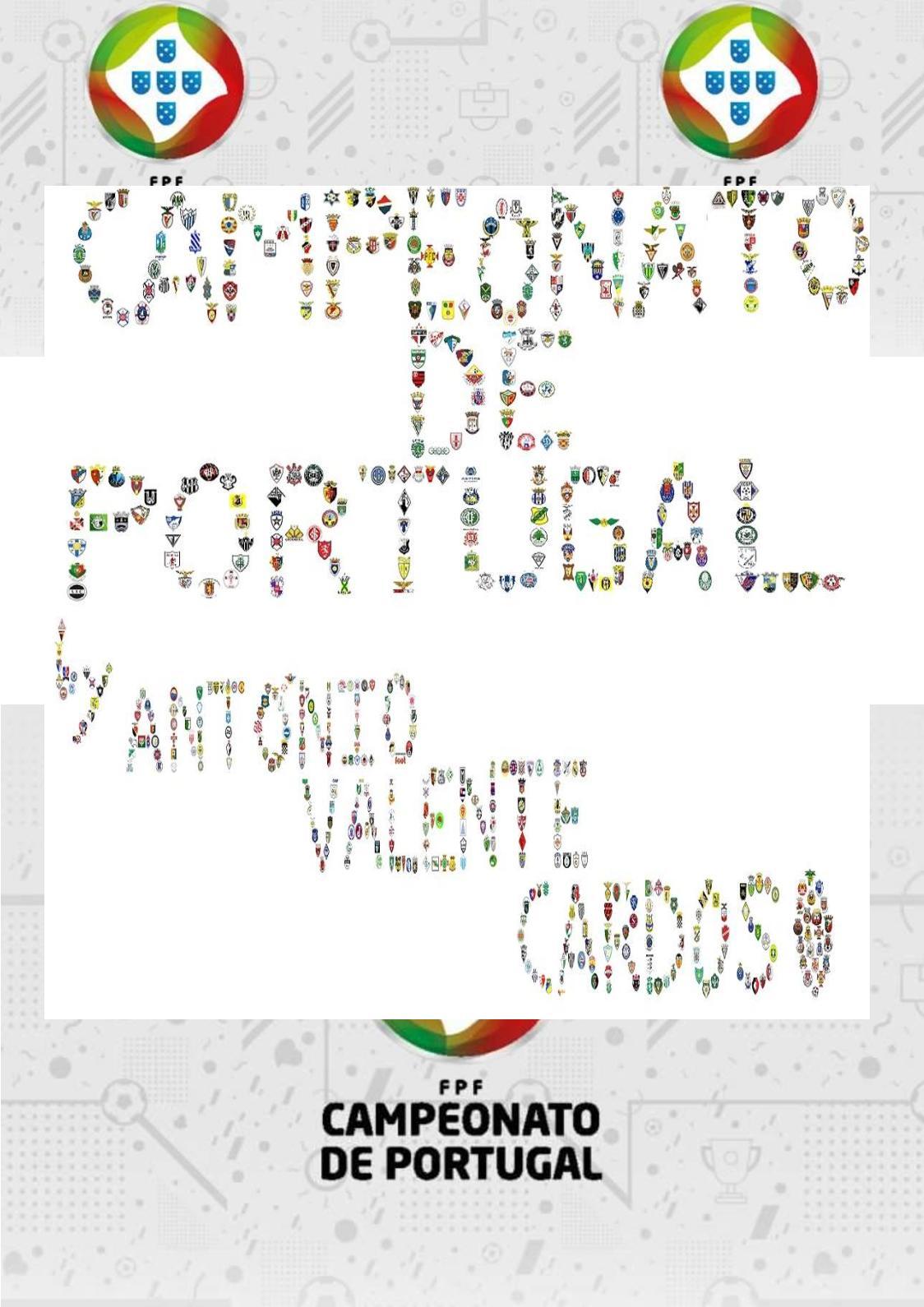 3f4e93fbc9b23 Calaméo - Campeonato De Portugal 1718