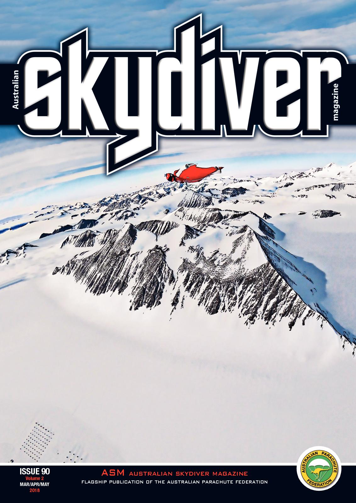 Calaméo - Australian Skydiver Magazine issue 90