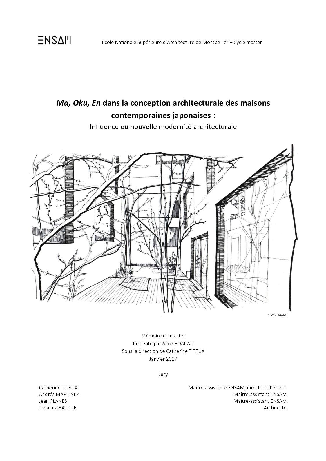Plan Maison Traditionnelle Japonaise calaméo - alice hoarau mémoire - l'habitat japonais
