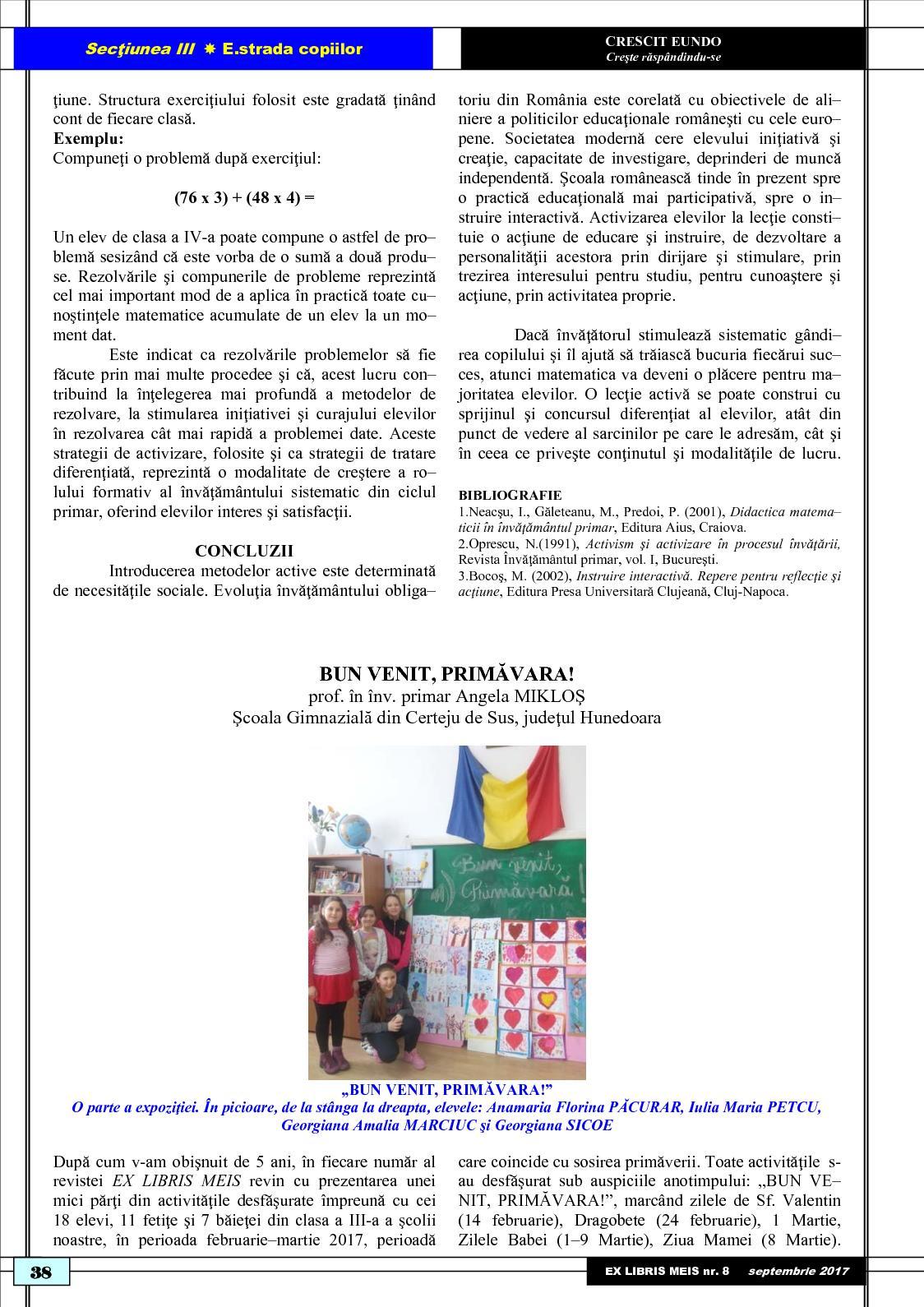 Intalnirea femeilor de la Togoleza)