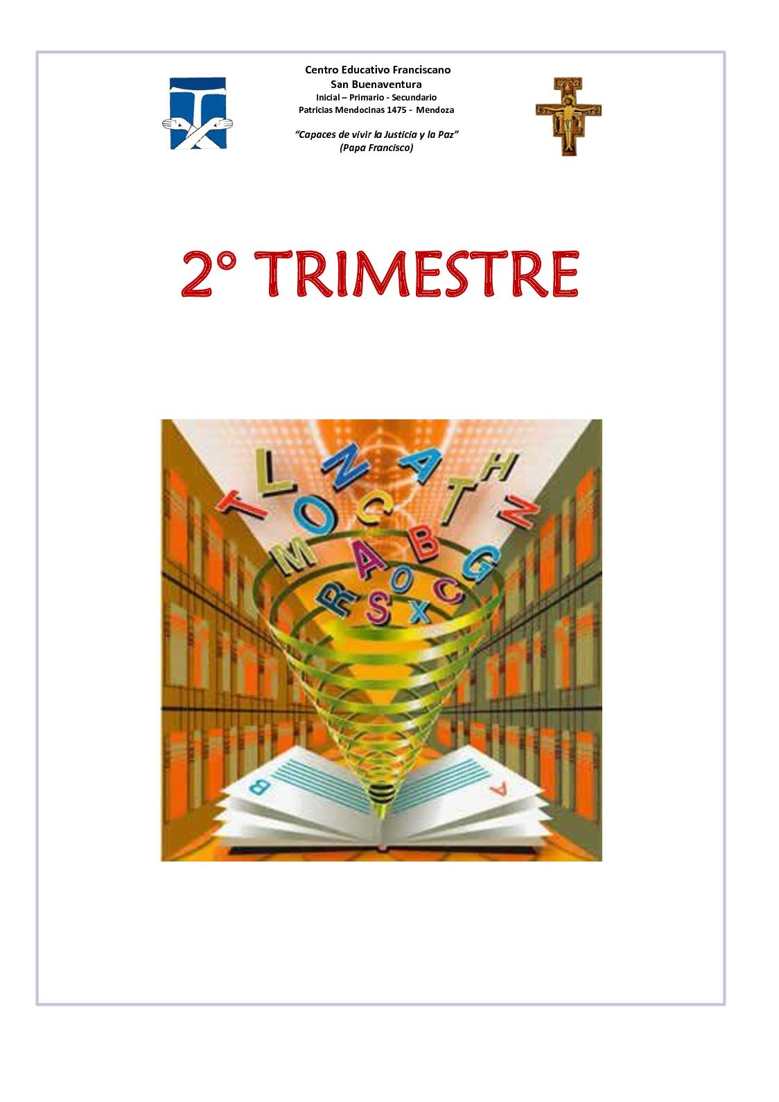 Calaméo Cuadernillo Lengua 2º Trimestre 2018