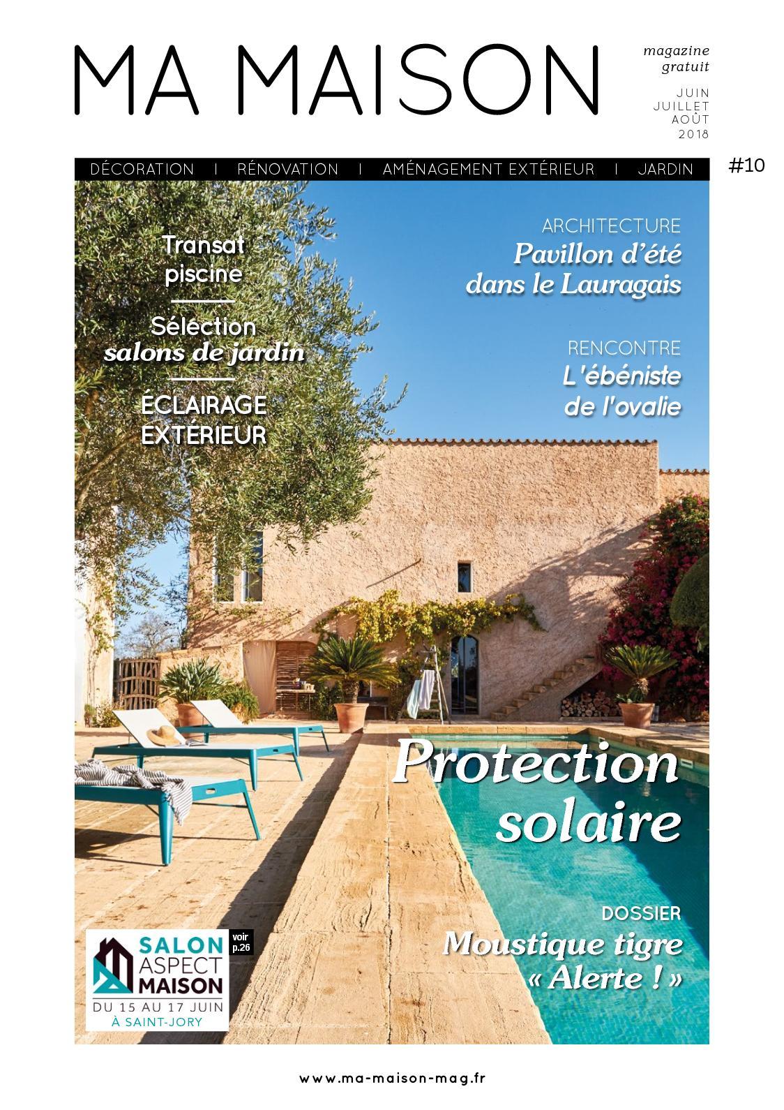 Arche Pour Fleurs Grimpantes Leroy Merlin calaméo - ma maison magazine gratuit numero 10
