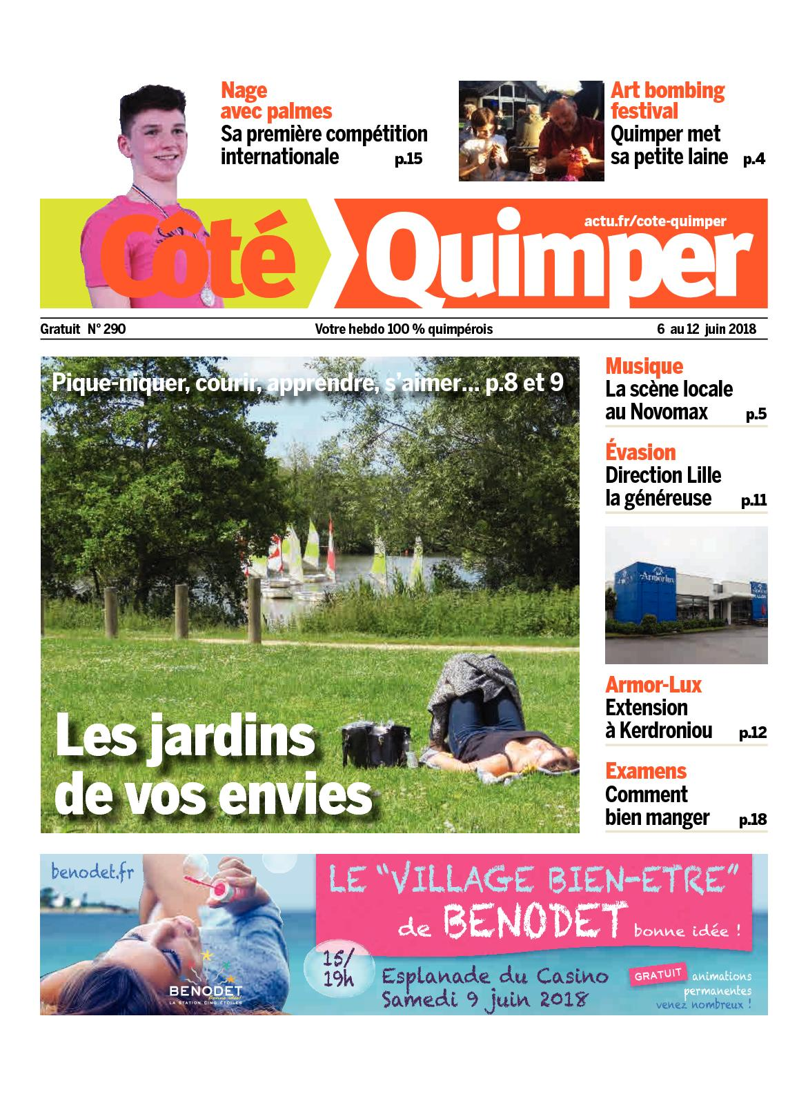great fit limited guantity best Calaméo - Quimper S23