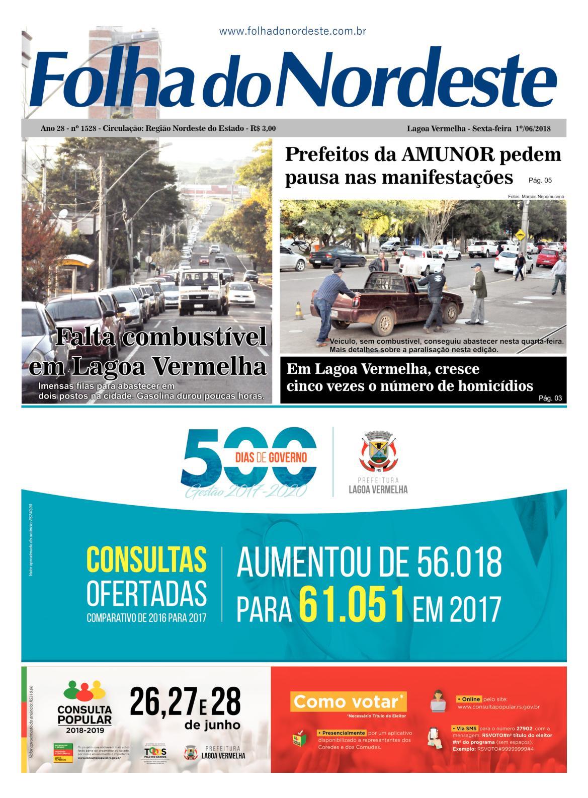 Calaméo - Edição 1° 06 2018 dcfa9efe36b91