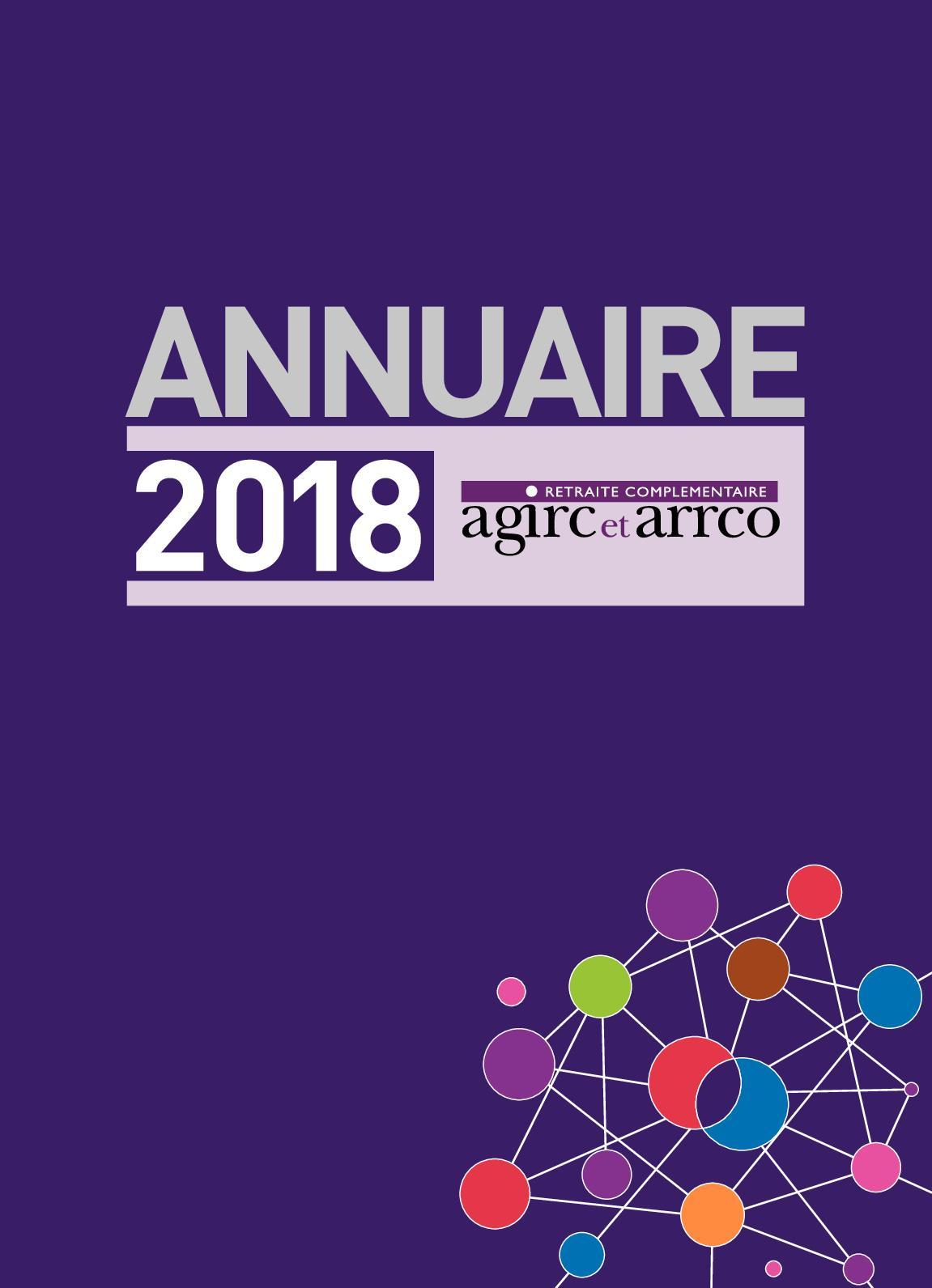 Calaméo - Annuaire agirc-Arrco 2018 6e94fe2cf4d7