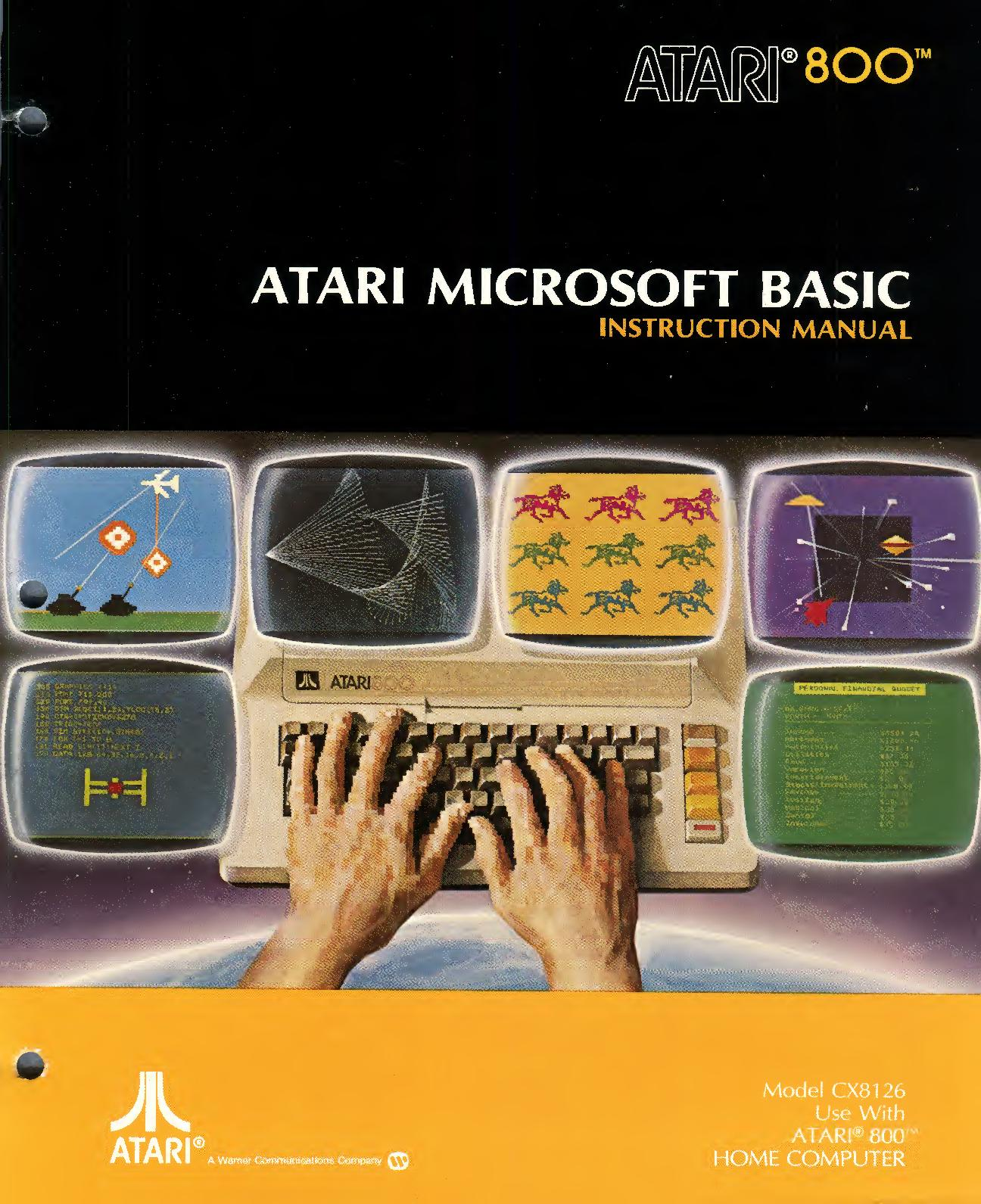 Calaméo - Atari Microsoft Basic Instruction Manual