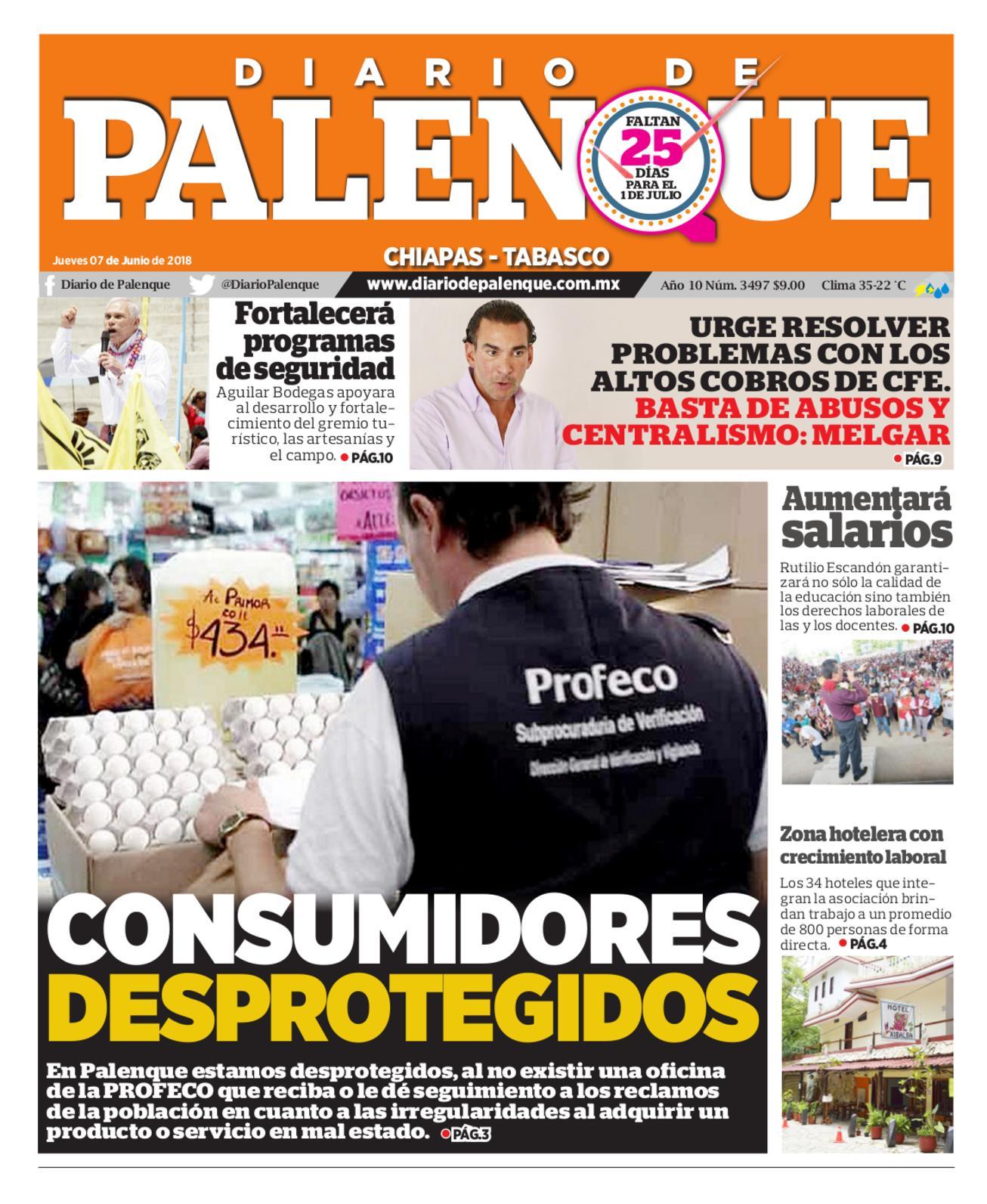 Diario 07/06/2018