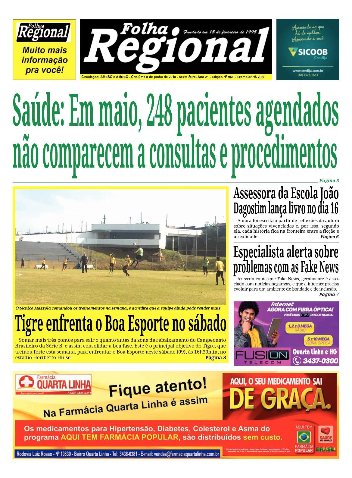 Calaméo - Folha Regional Ed.968 - 08 06 2018 f9fac97dd4