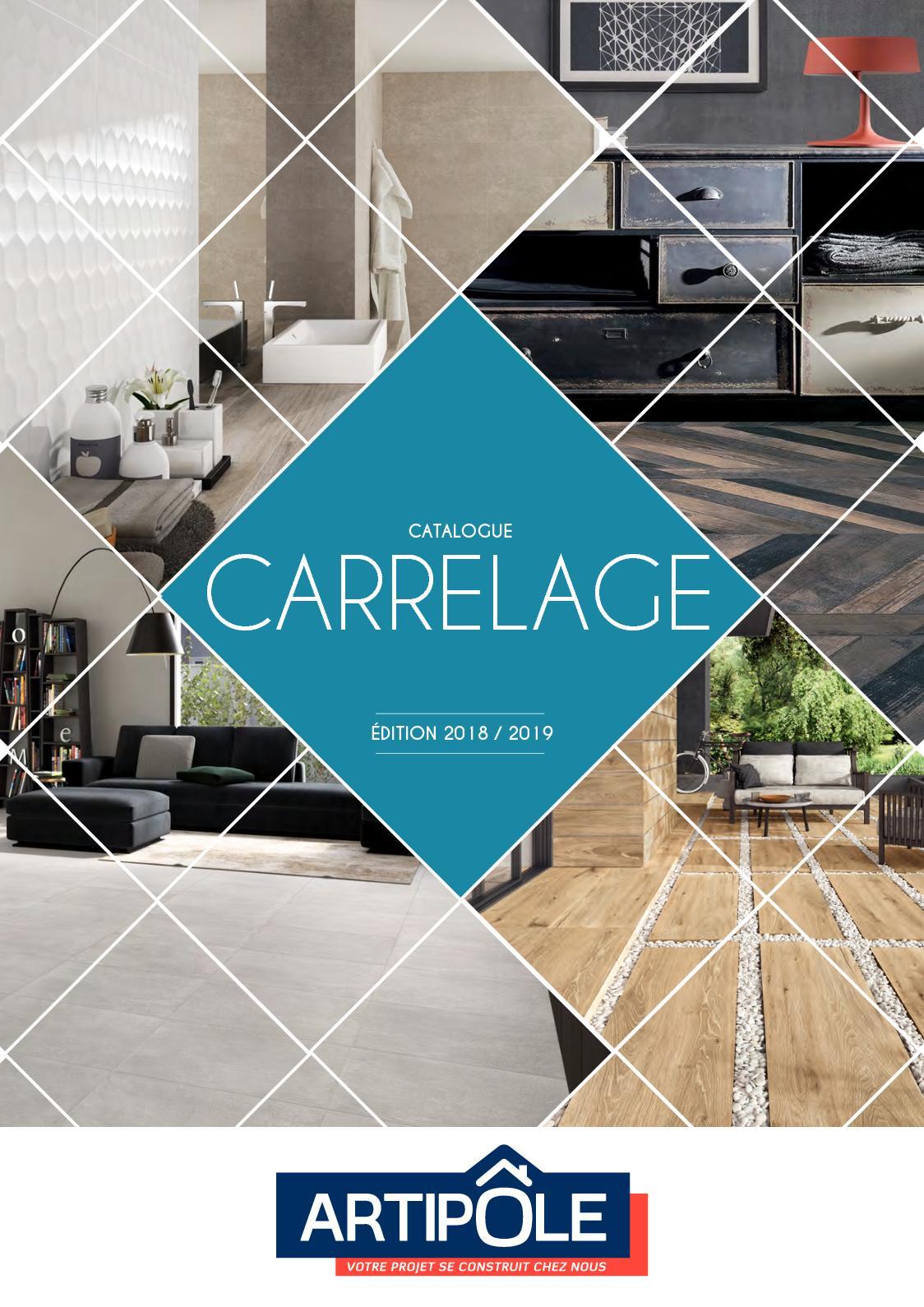 Pose Zellige Sans Joint calaméo - catalogue carrelage 2018-2019