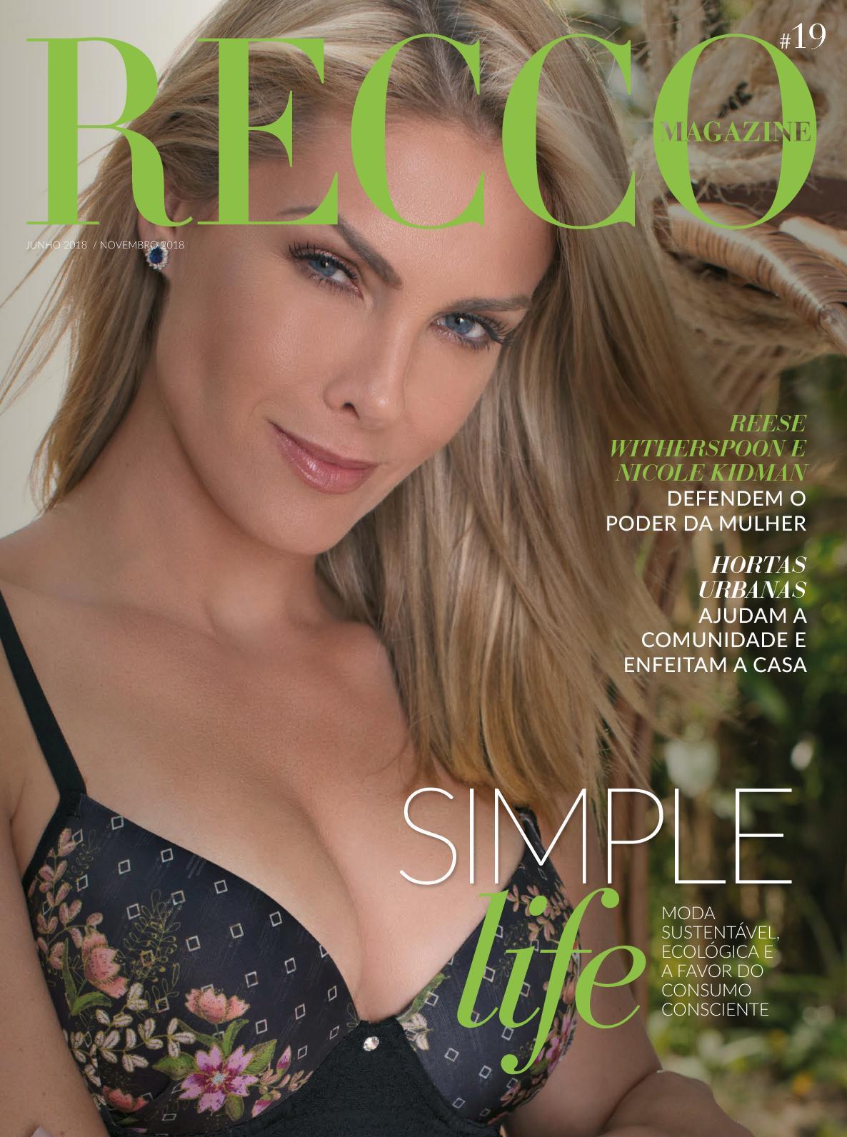 82bba1d96338 Calaméo - Recco Magazine - Edição 19