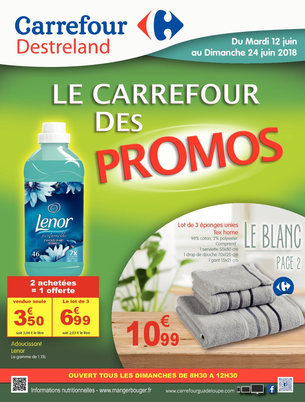 Calaméo Catalogue Le Carrefour Des Promos