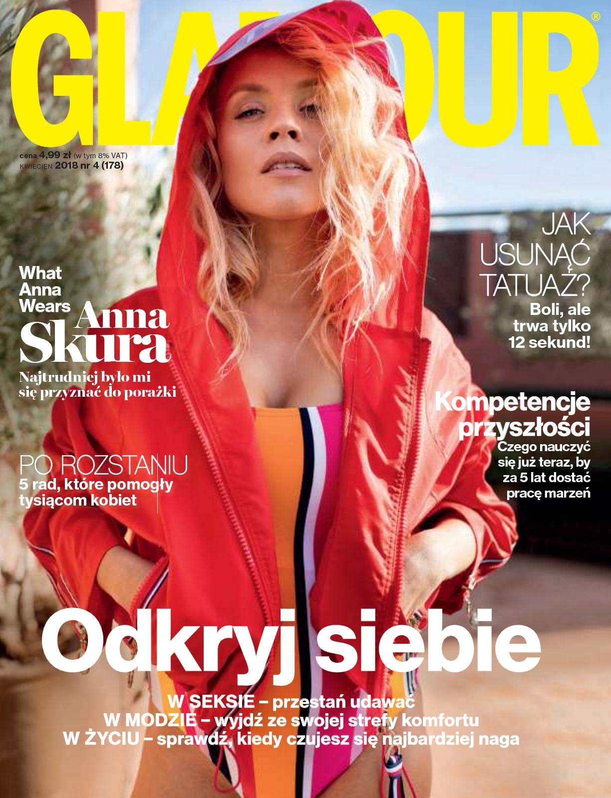 0f42e10cce30db Calaméo - Glamour Poland, April 2018