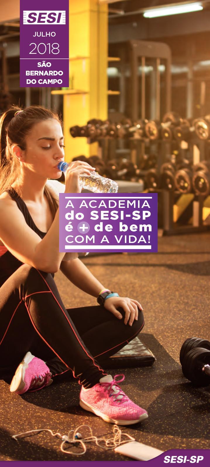 e4ad563737 Calaméo - Agenda Sesi São Bernardo Do Campo Julho 2018