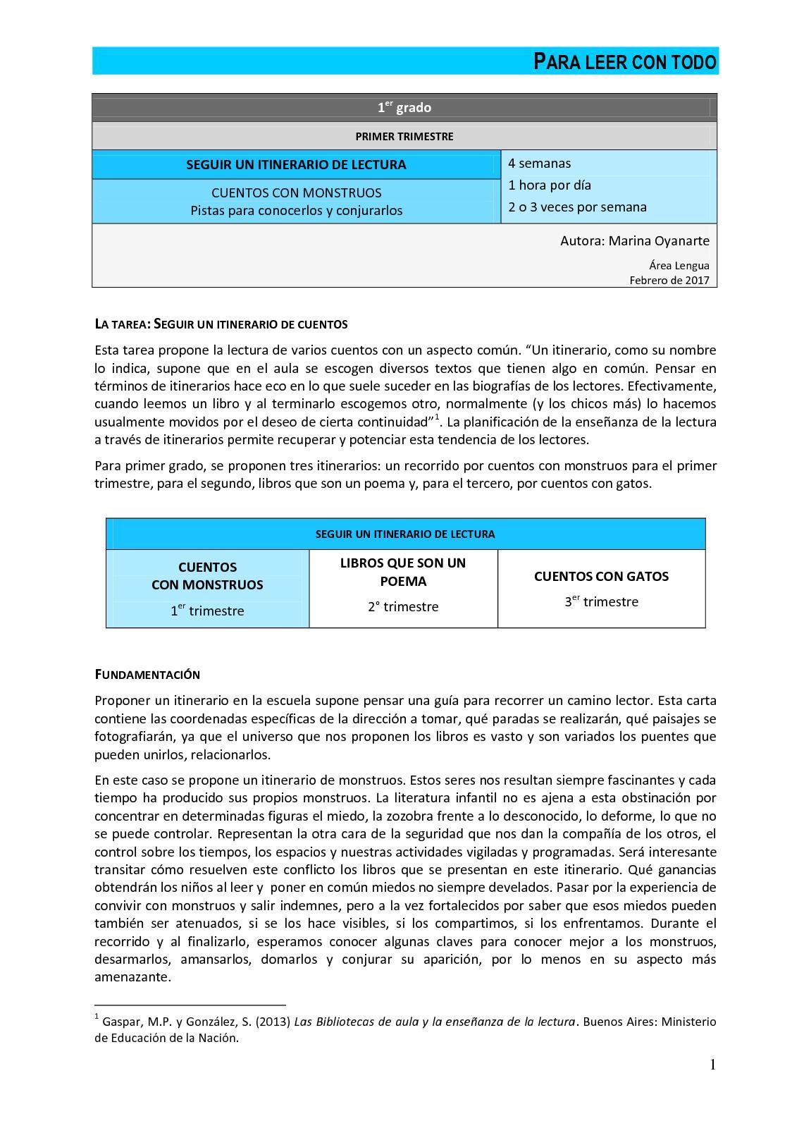 c99a308223 Calaméo - 50 Anexo 3 Ateneo N° 1 Primaria Lengua Primer Ciclo Secuencia  Primer Grado(1)