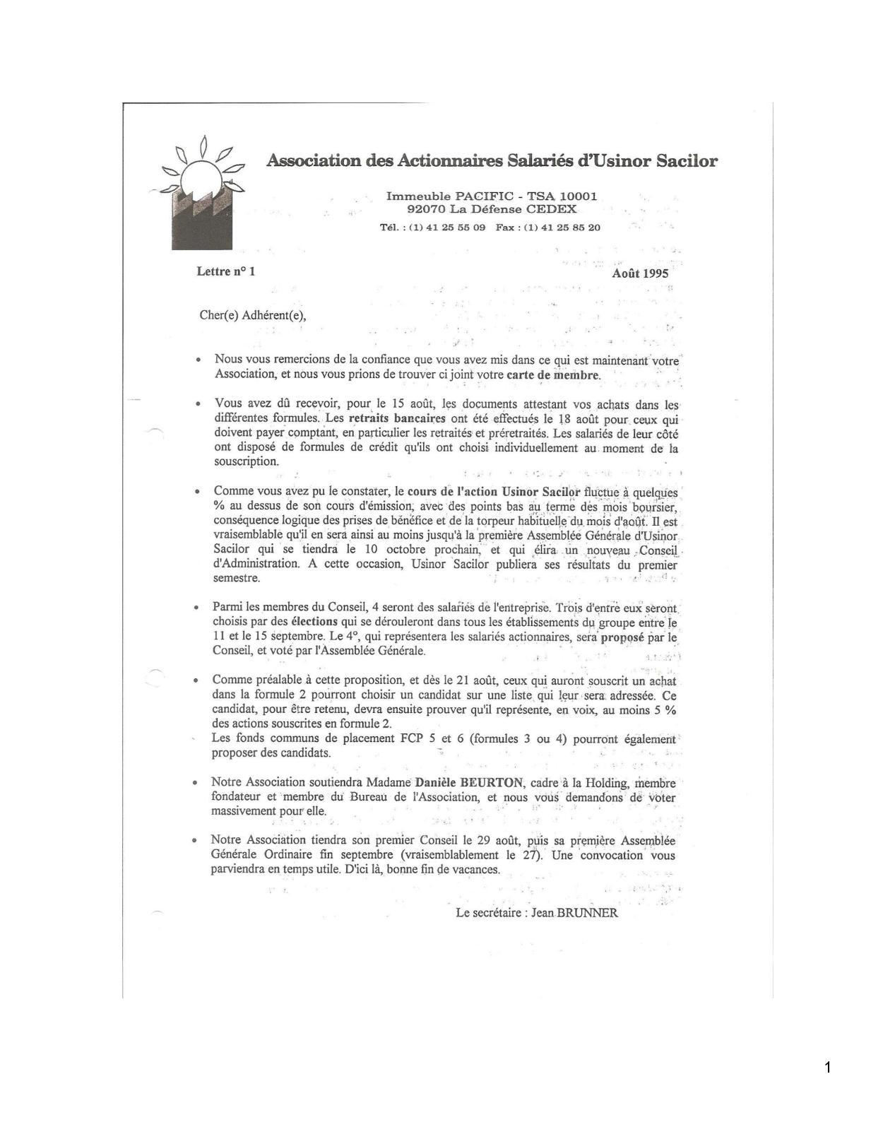 Calaméo Compil Editos Lettre Actions 1 42 Scans Couverture