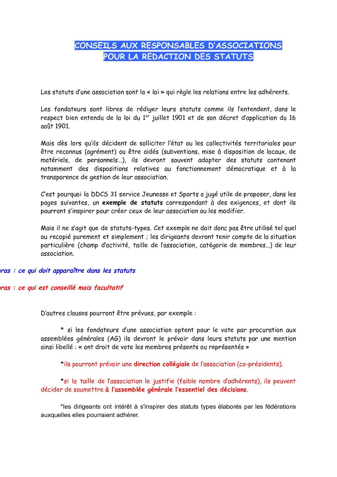Calameo Conseils Aux Responsables D Associations