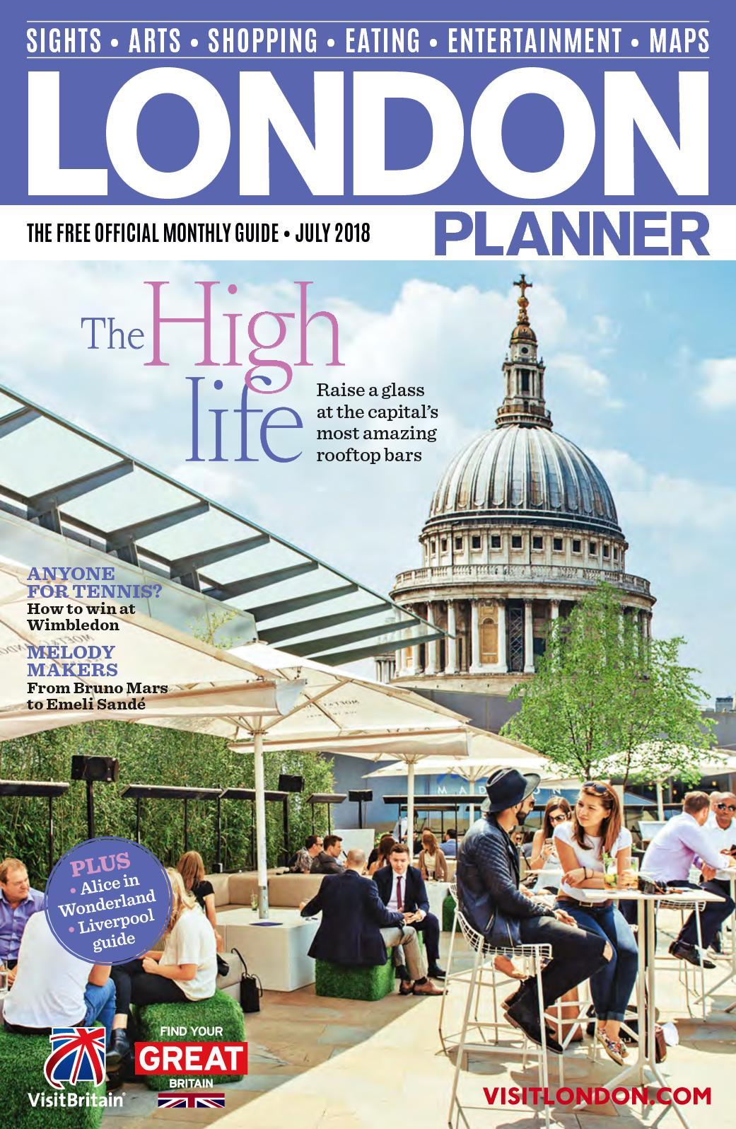 Calaméo - LONDON PLANNER JULY 2018