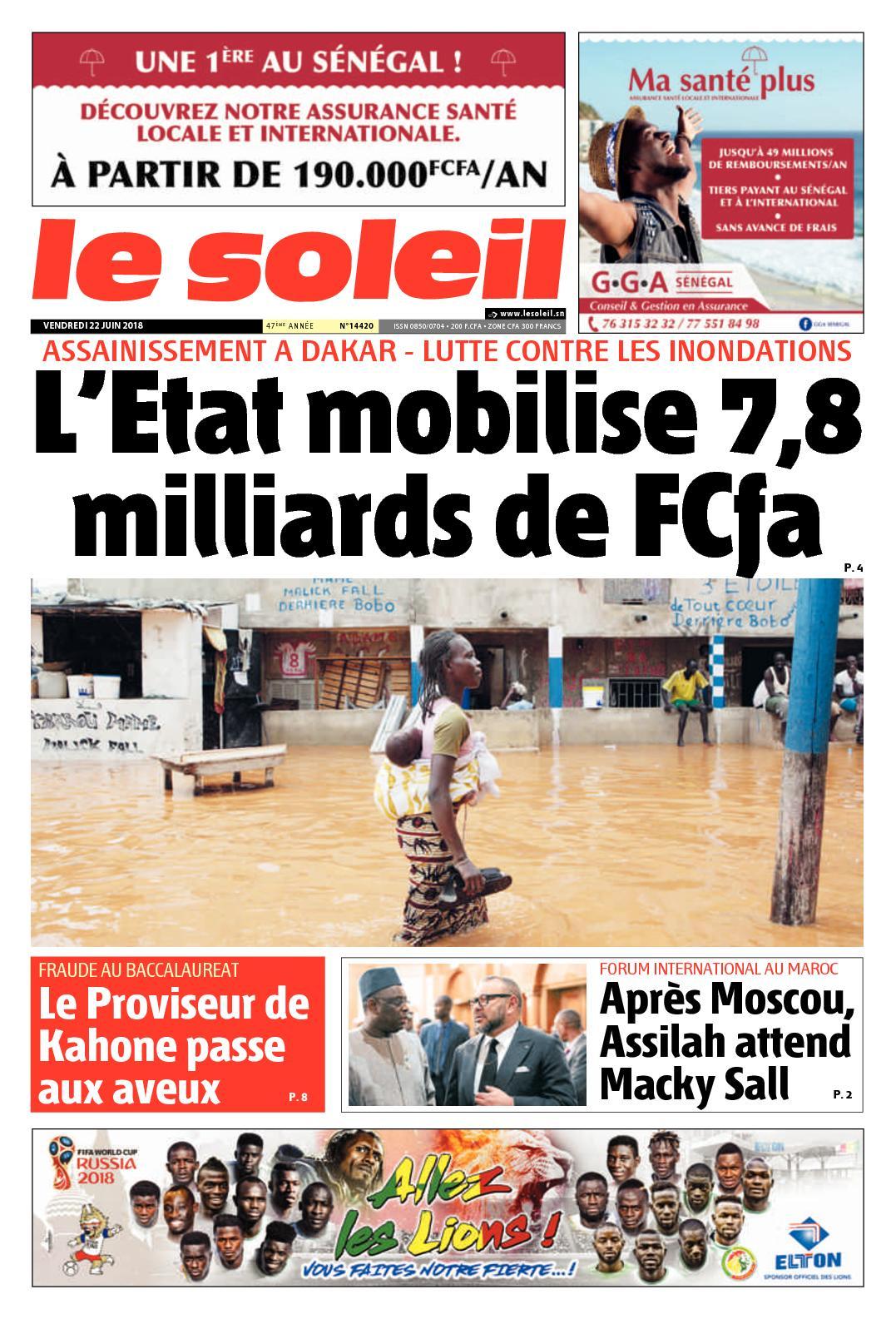 Calaméo - Edition Du 22 Juin 2018 12e9435afee