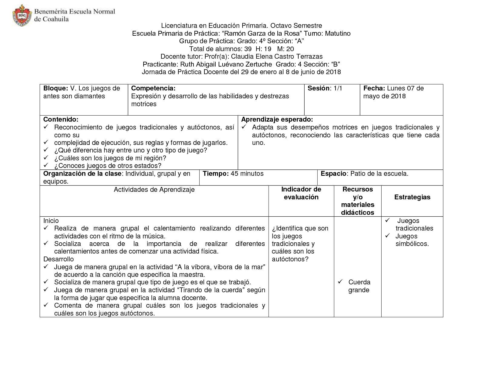 Planeaciones De Educacion Fisica Calameo Downloader