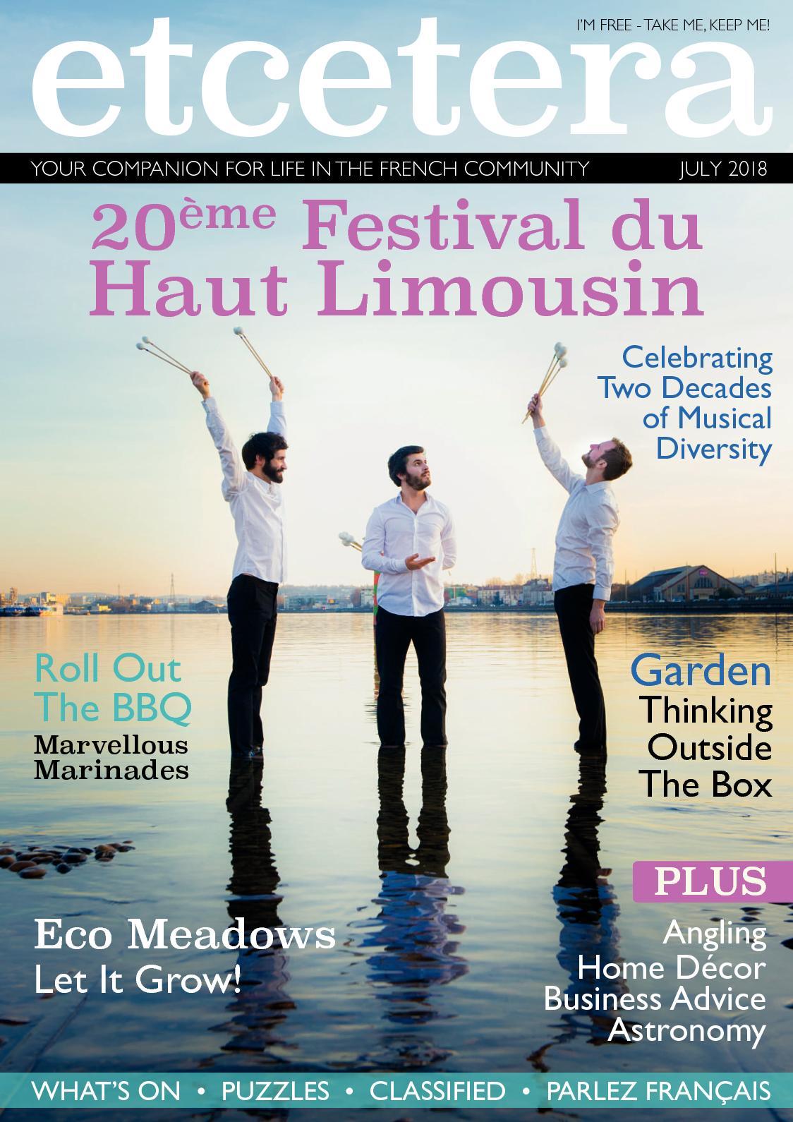 11aaf6a8bb326 Calaméo - etcetera magazine July 2018
