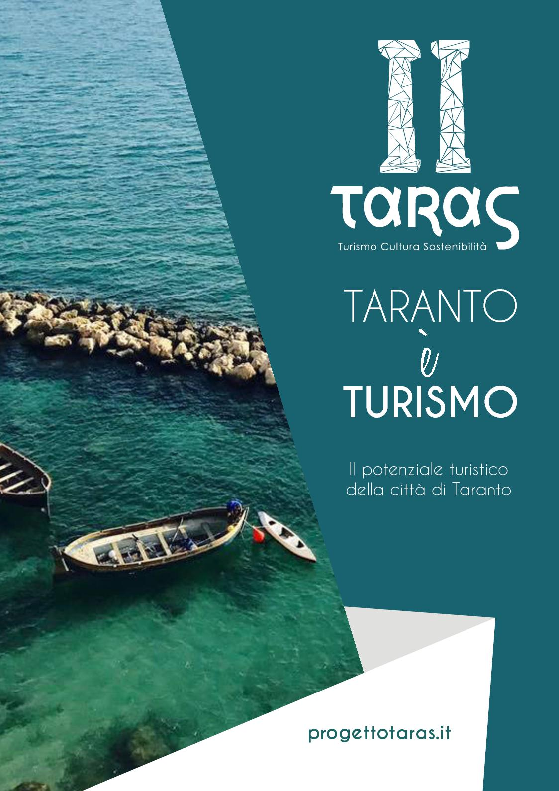 b8ed1a817d5e6c Calaméo - Progetto T.A.R.A.S. - Taranto è Turismo