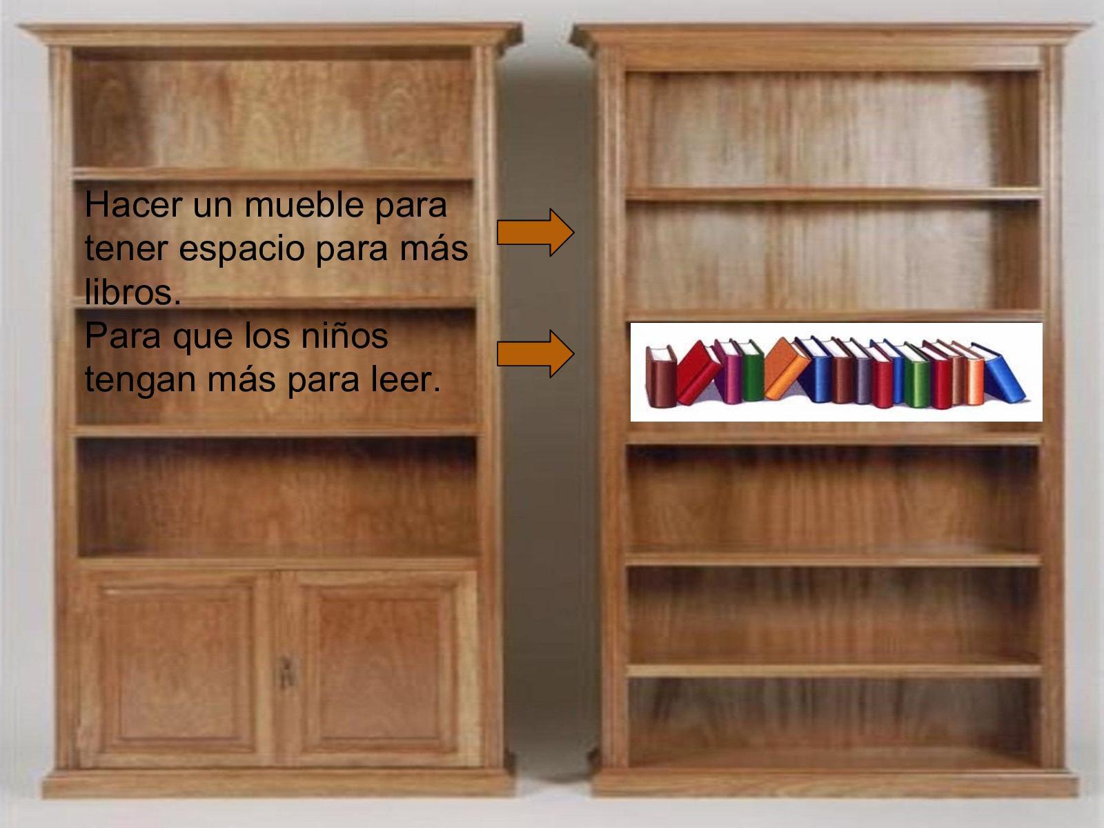 Muebles Para Libros Ninos.Calameo Dibujo Mueble