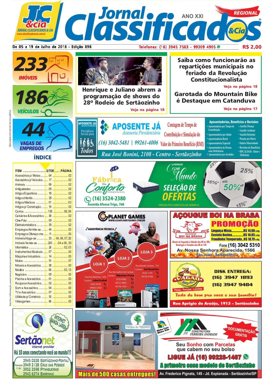 Calaméo - Edição 896 fa16242b00