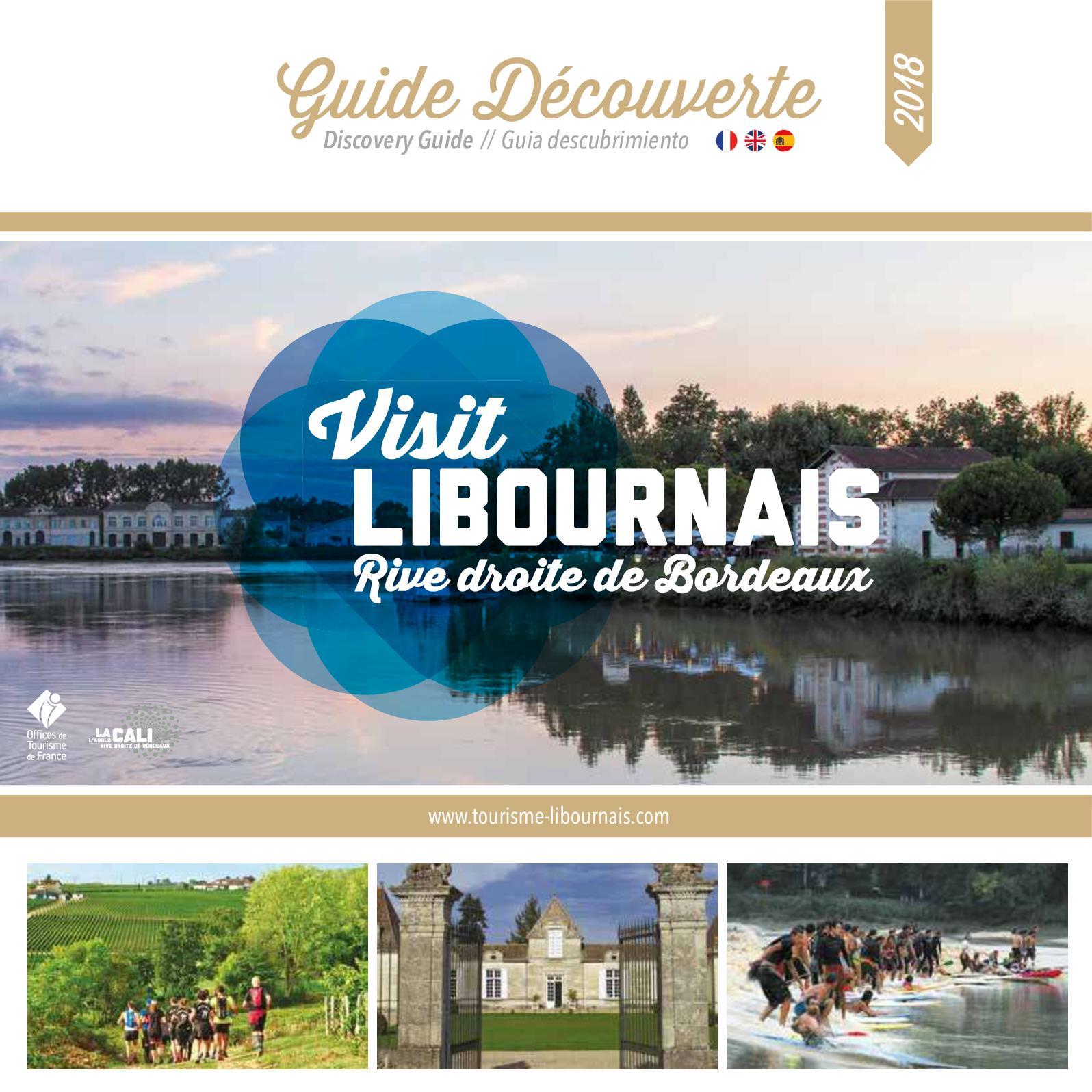 Calaméo - Guide Découverte 2018