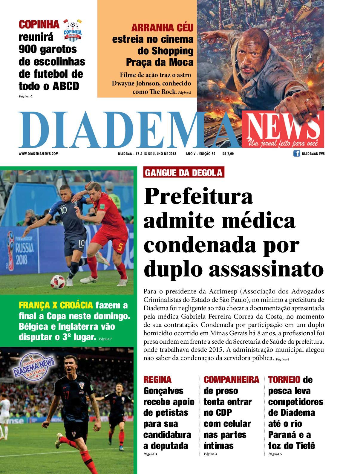 f3ac4d1edc Calaméo - Diadema News Ed 82