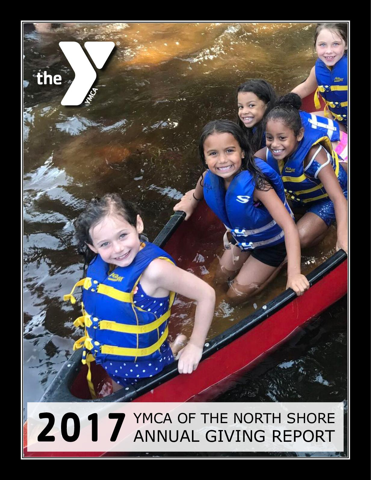 Calaméo - YMCA of the North Shore 2017 Annual Report