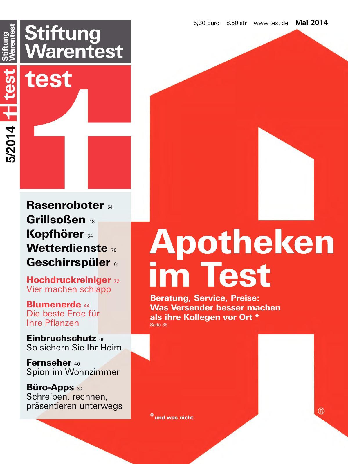 Finanztest 05/2014 Pdf