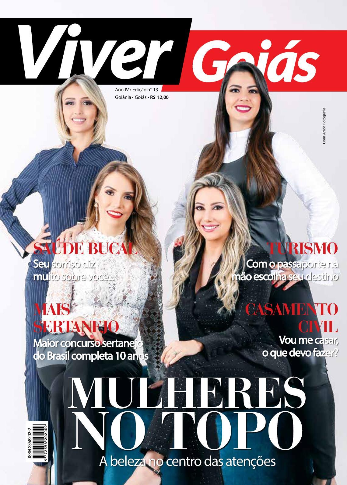 8493e833f Calaméo - Revista Viver Goias - Edição 13