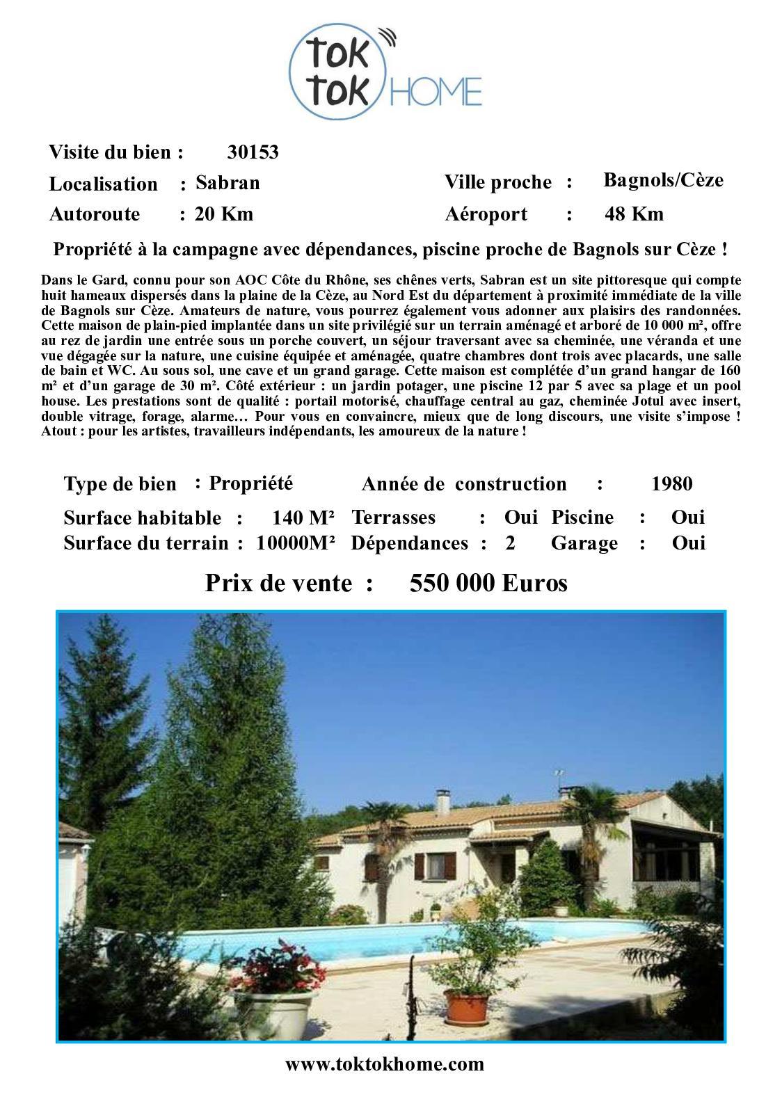 Construction Piscine Bagnols Sur Ceze calaméo - 30153 - propriete campagne dependances piscine