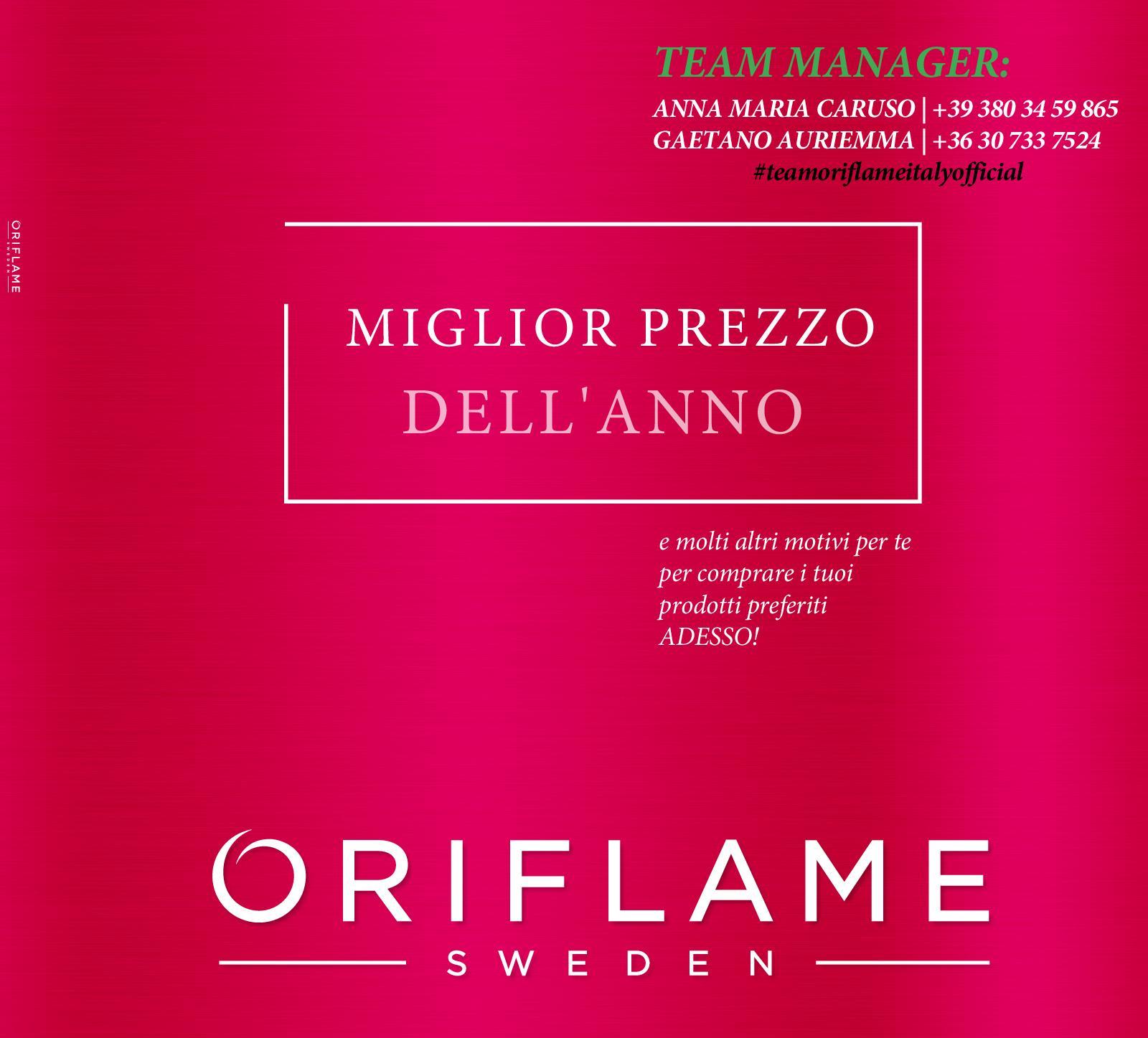 4c8b278c55d4 Catalogo Oriflame Ita 11 2018 - CALAMEO Downloader
