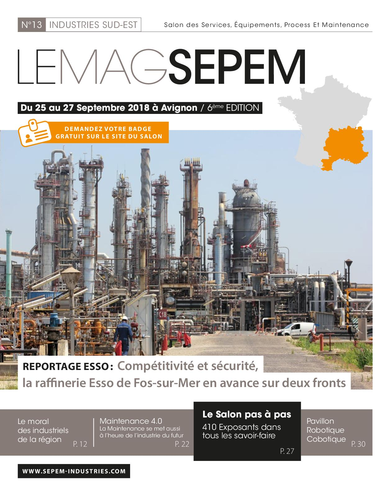 Calaméo - SEPEM Avignon 2018 - Magazine du salon c470509ced71