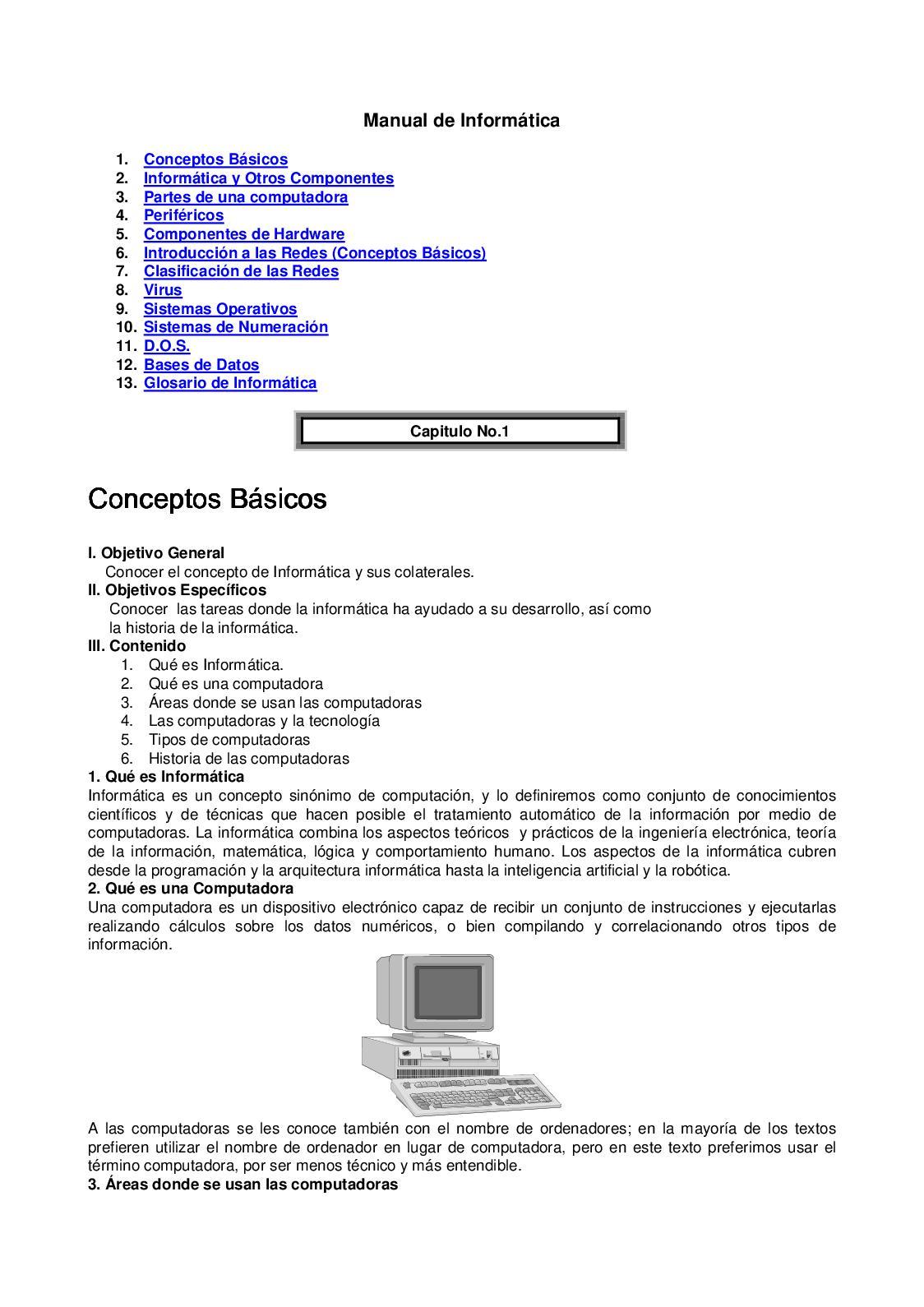 Calaméo Completo Manual De Informtica