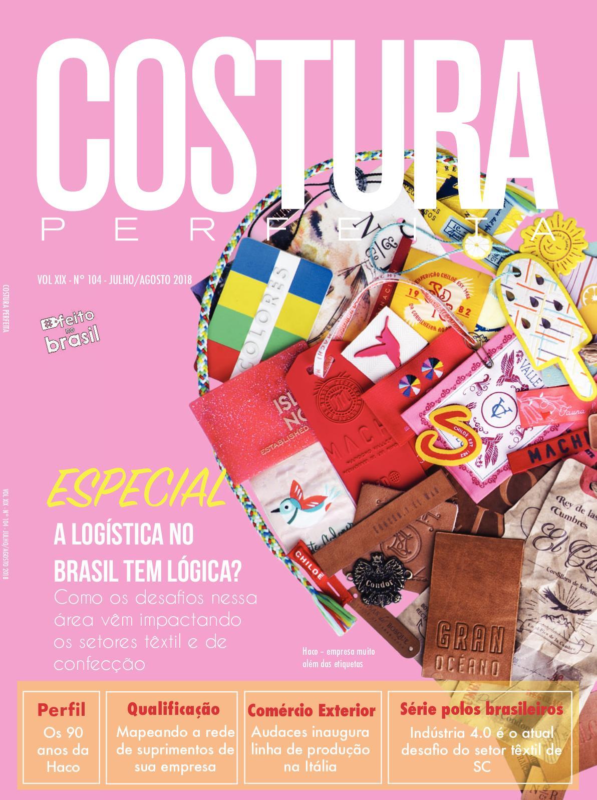 f89ee90f1 Calaméo - Revista Costura Perfeita Edição Ano XIX - N104 - Julho-Agosto