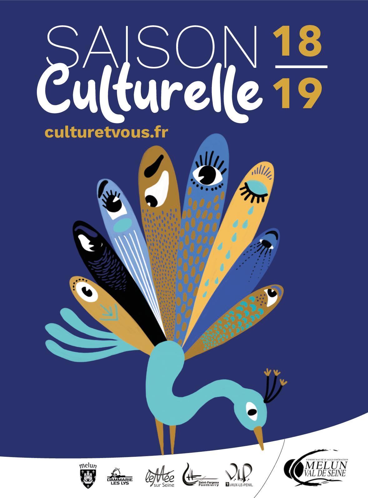 meilleur service économiser jusqu'à 80% meilleur endroit pour Calaméo - Plaquette Culturelle 2018 2019 Pour Le Web