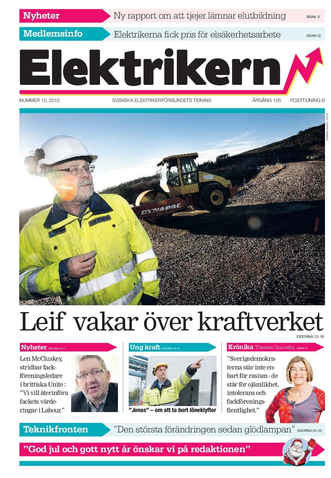 Miljonkontrakt till norska eltek