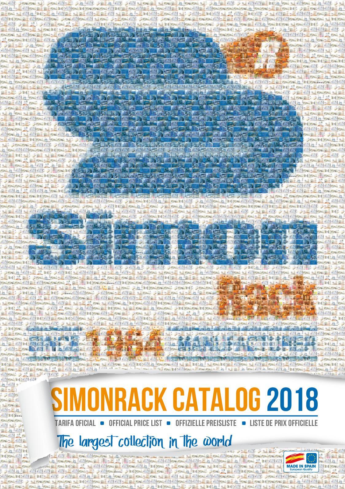 KIT SIMONCLICK 6//400 GRIS//GRIS