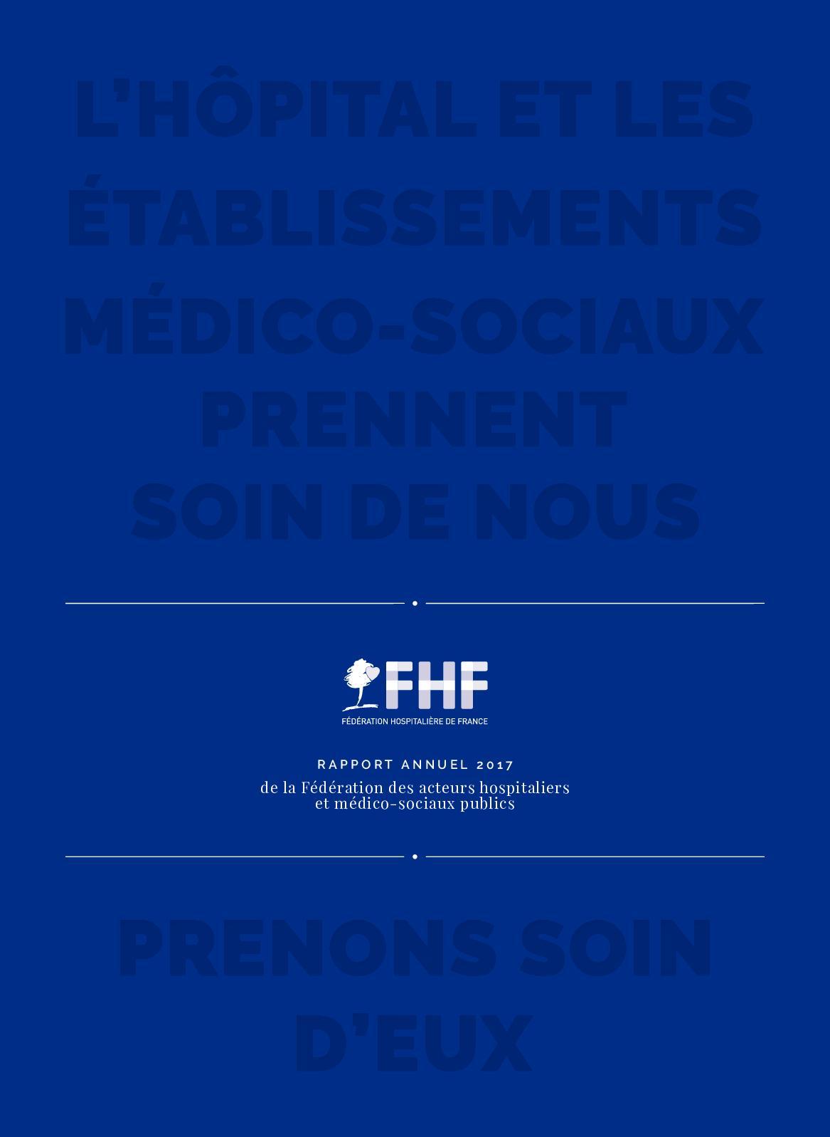 La FedEpl prépare une nouvelle forme d'Epl avec la Fédération Hospitalière de France