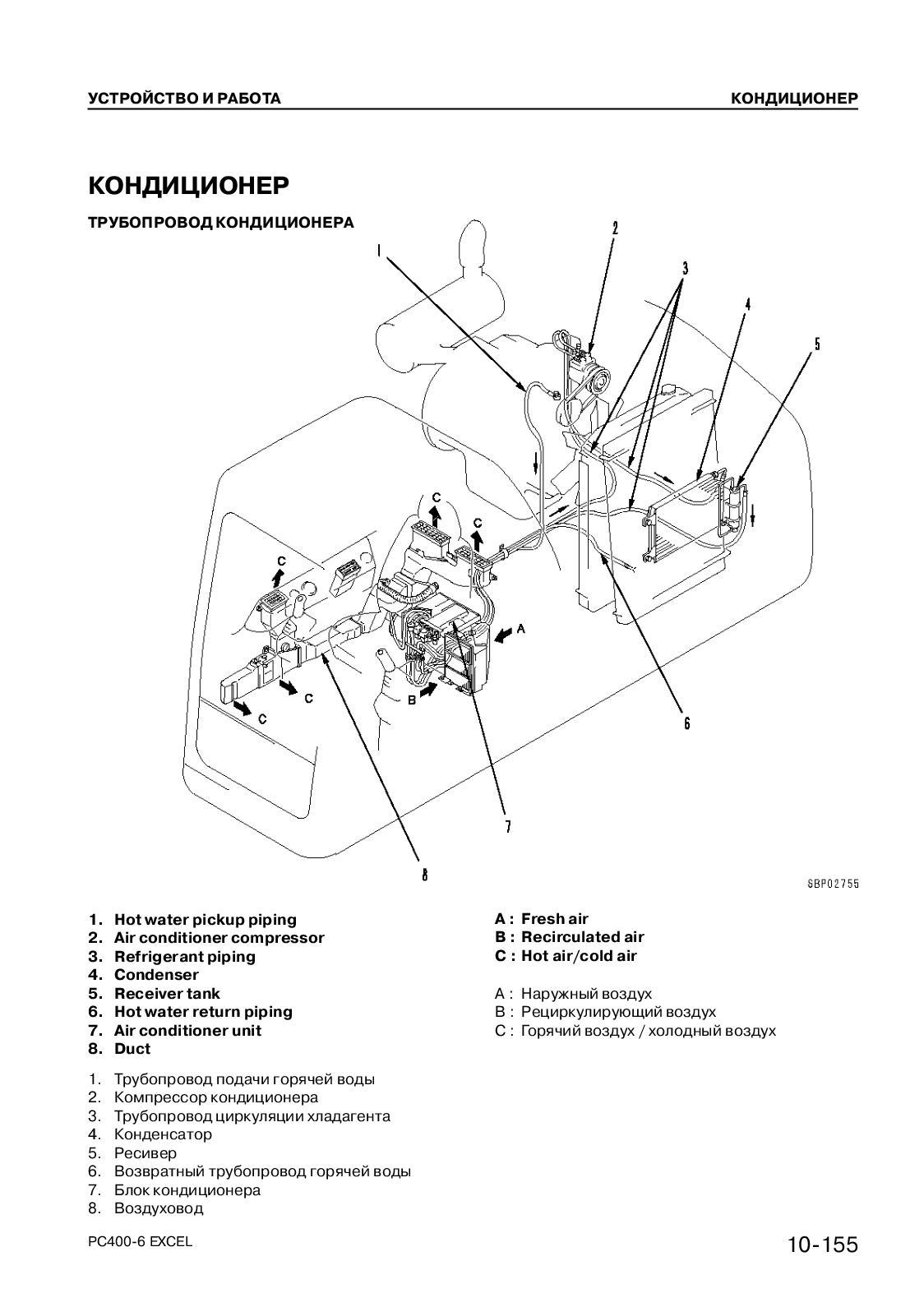 [Sm]pc400 Электро схема