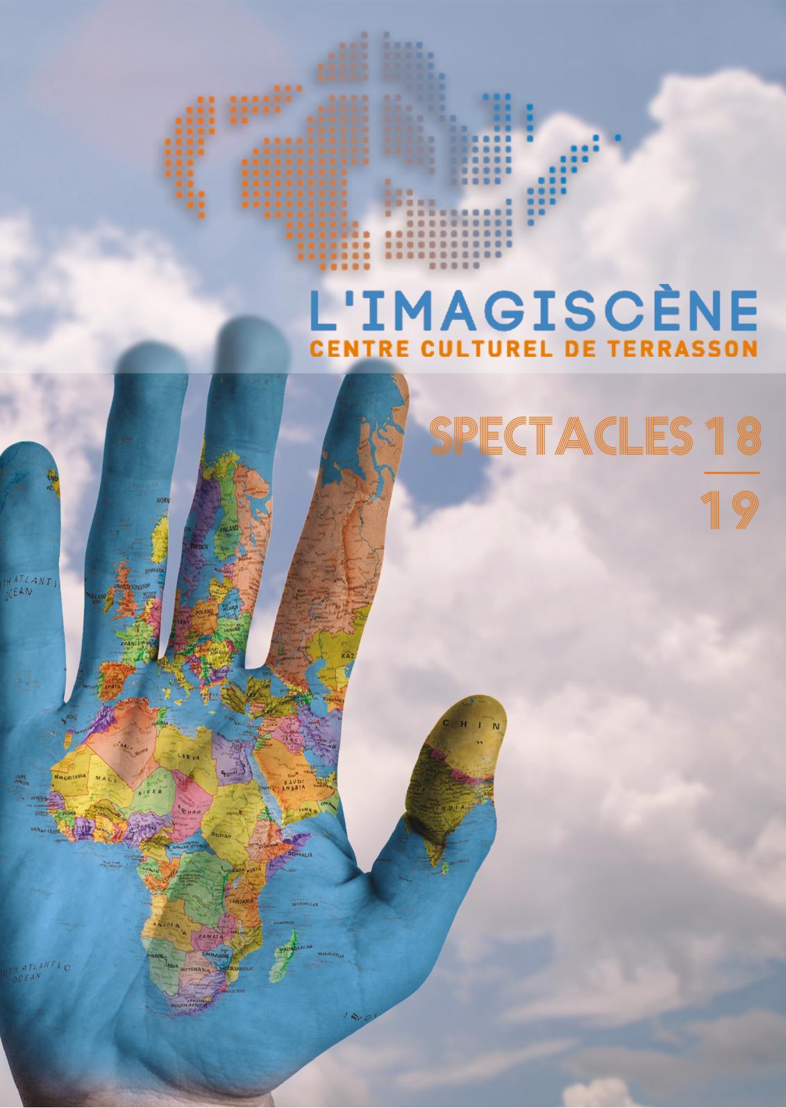 Calaméo Plaquette Imagiscène 18 19 Web