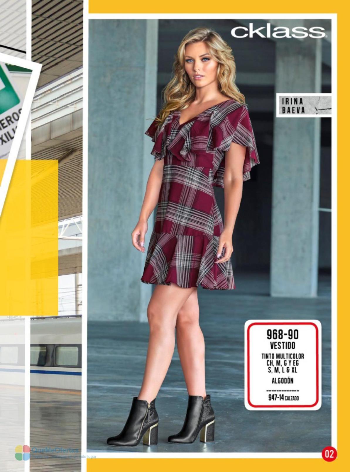 6f30db11f2 CKlass - 2019 03 10 - Catálogo CKlass - Ropa Dama - CALAMEO ...