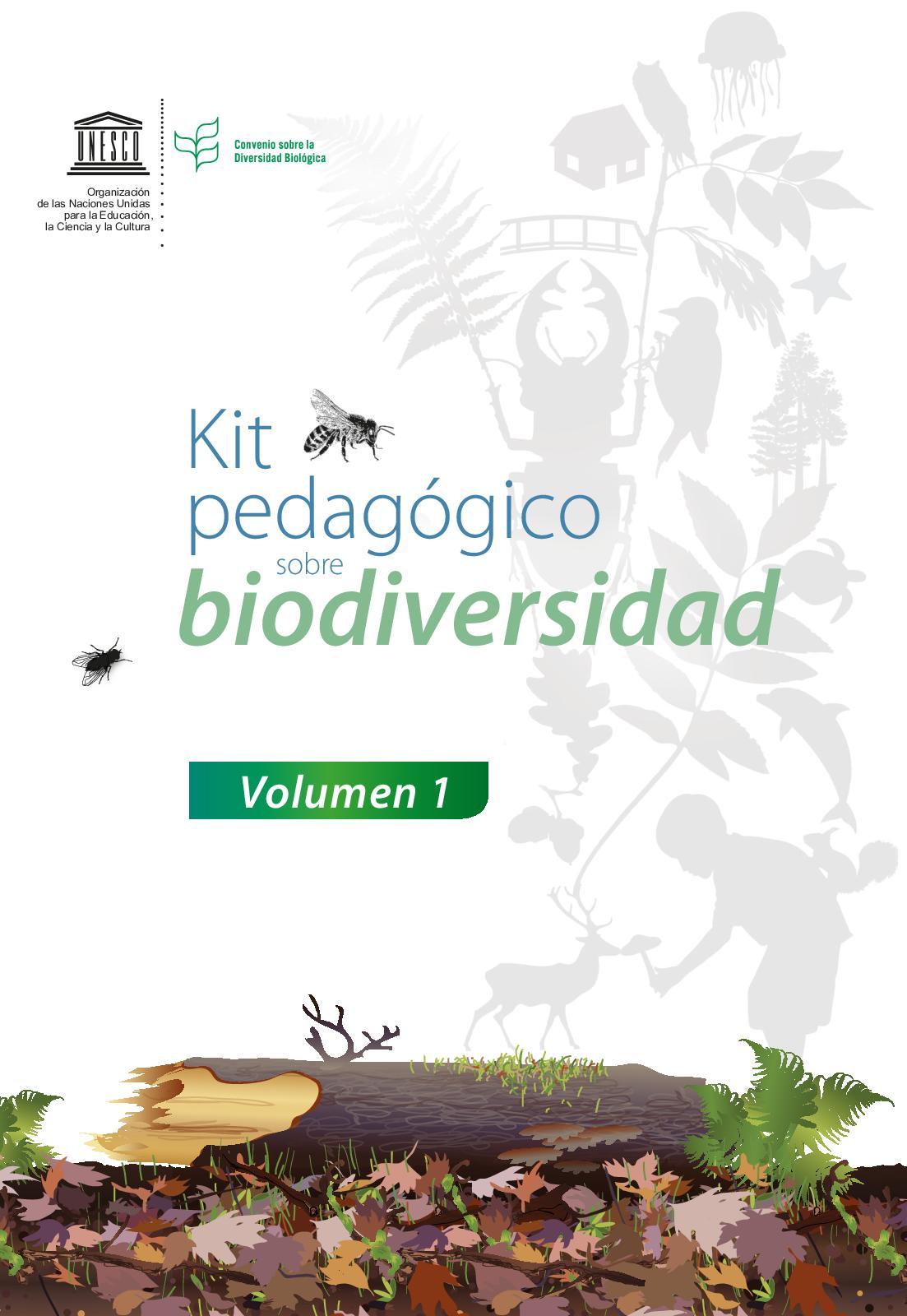 Calameo Kit Pedagogico Sobre Biodiversidad Vol I 245983s