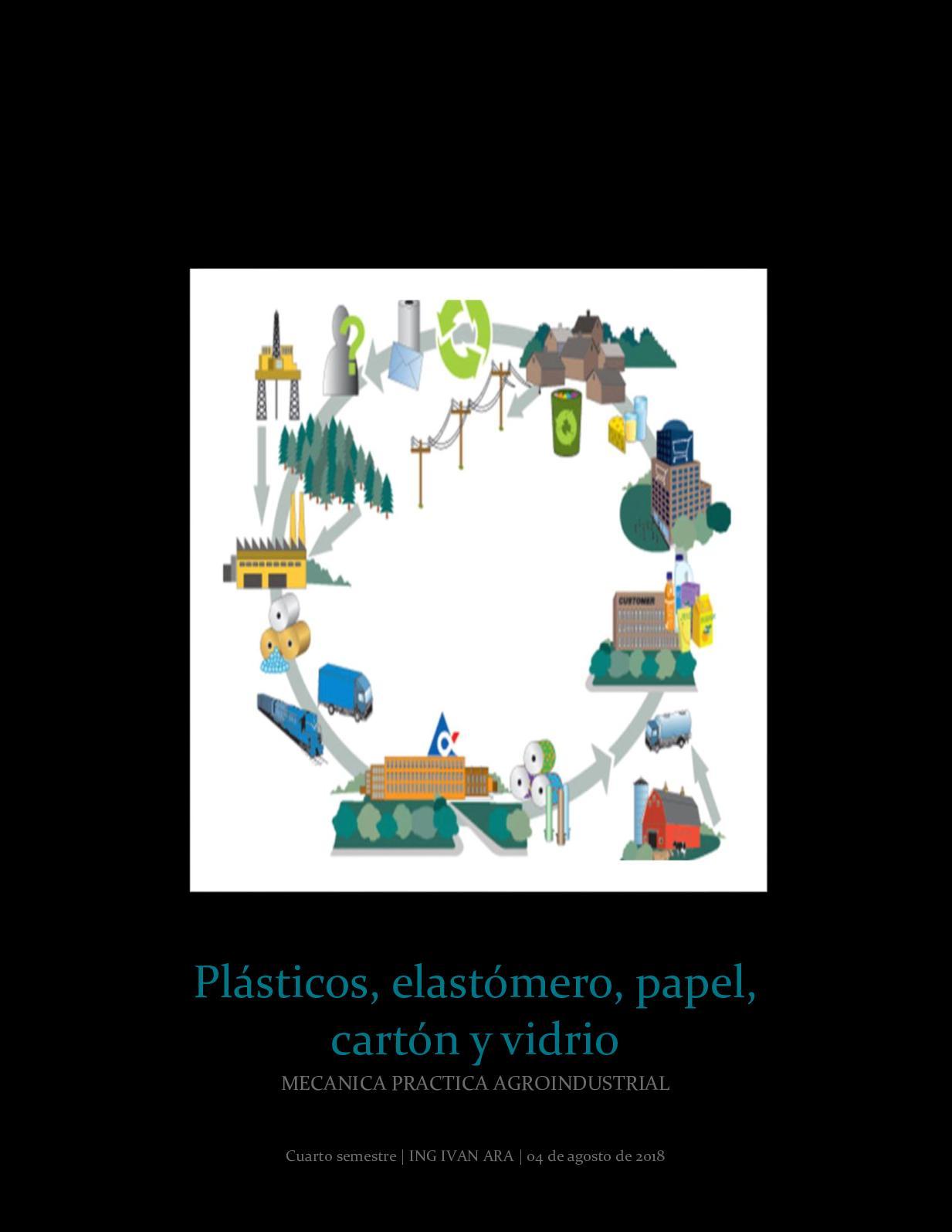 751f47c4a Calaméo - Plasticos, elastones, papel, carton y vidrio